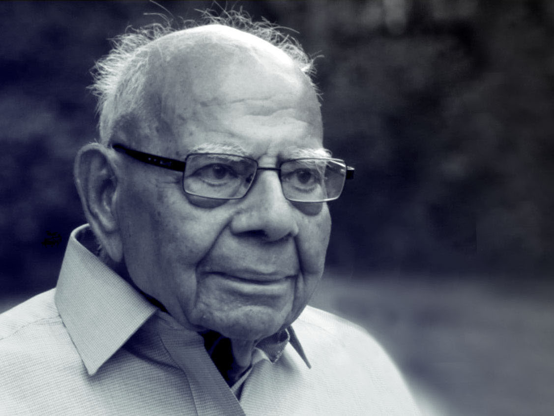 Ram Jethmalani on the Legal Profession Talk1